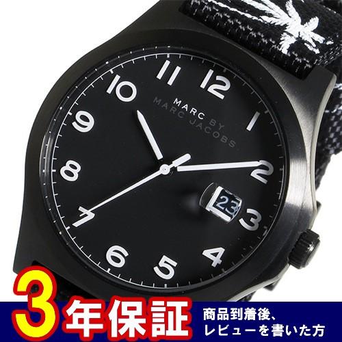 マークバイ マークジェイコブス ジミー メンズ 腕時計 MBM5088 ブラック