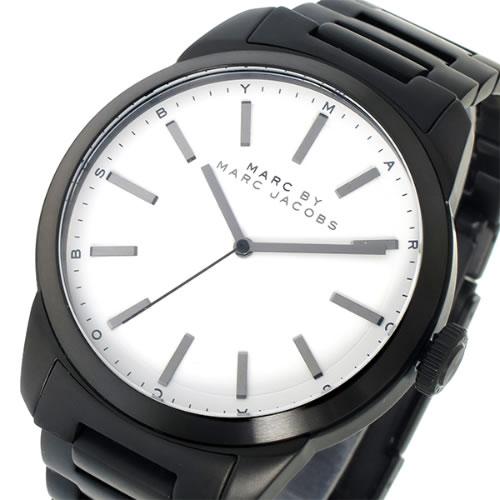 マークジェイコブスディロン クオーツ メンズ 腕時計 MBM5089 ホワイト></a><p class=blog_products_name