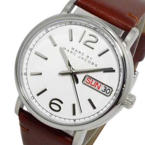 マークバイ マークジェイコブス ファーガス クオーツ メンズ 腕時計 MBM8649
