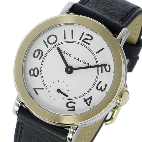 マーク ジェイコブス ライリー ユニセックス クオーツ 腕時計 MJ1514 ホワイト></a><p class=blog_products_name