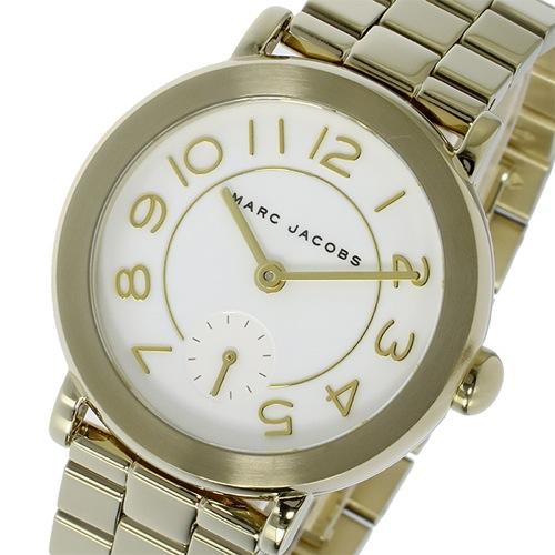 マーク ジェイコブス MARC JACOBS ライリー RILEY クオーツ ユニセックス 腕時計 MJ3470 ホワイト></a><p class=blog_products_name