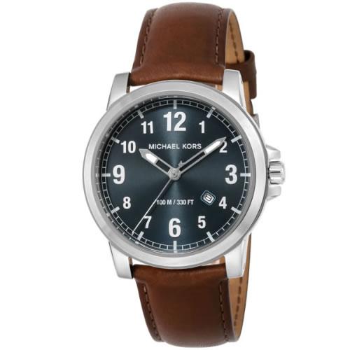 マイケル コース パクストン クオーツ メンズ 腕時計 MK8501 ブルー></a><p class=blog_products_name