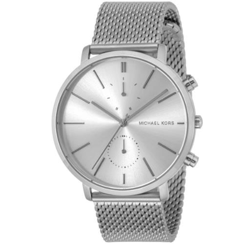 マイケル コース ジャリーン クオーツ ユニセックス 腕時計 MK8541 シルバー></a><p class=blog_products_name