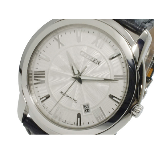 シチズン CITIZEN メカニカル 自動巻き メンズ 腕時計 NB0030-01A
