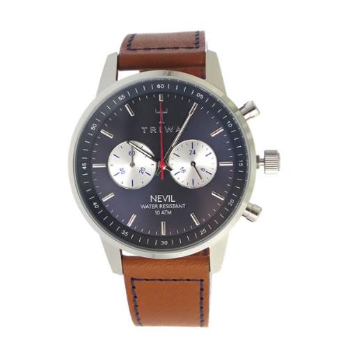 トリワ クオーツ ユニセックス 腕時計 NEST1082-SC010216 ブラック / ブラウン></a> <p class=blog_products_name