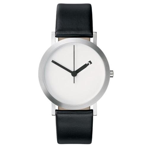 ピーオーエス POS ノーマル EXTRA NORMAL クオーツ メンズ 腕時計 NML020001(EN-GL01) ホワイト/ブラック