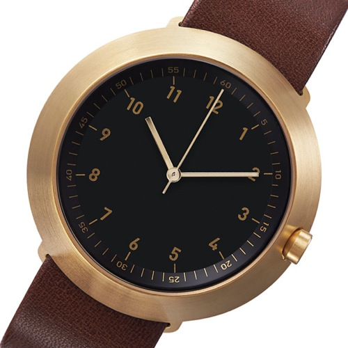 POS ノーマル フジ FUJI クオーツ 腕時計 NML020044(F43-05/20BR) ブラウン></a><p class=blog_products_name