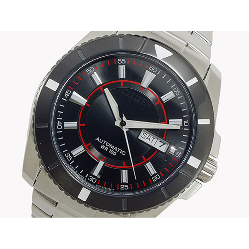 シチズン CITIZEN 自動巻き メンズ 腕時計 NP4009-54E