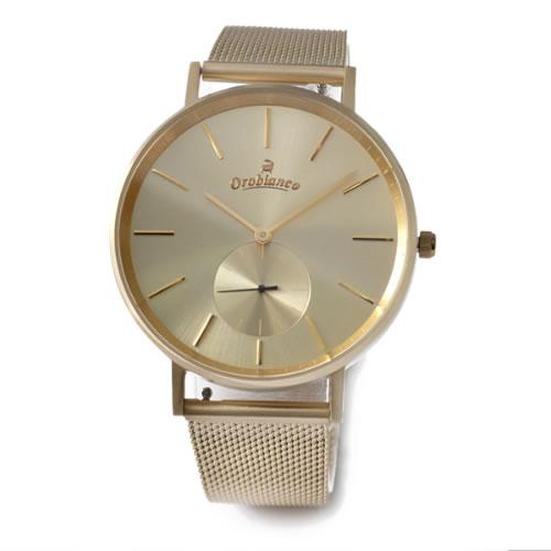 オロビアンコ semplicitus 腕時計 OR-0061-0 Gold/Gold></a><p class=blog_products_name