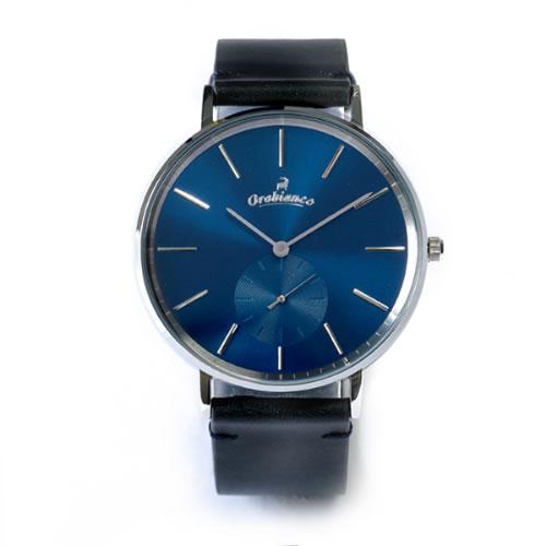 オロビアンコ semplicitus 腕時計 OR-0061-5 Navy/Navy></a><p class=blog_products_name
