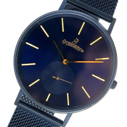 オロビアンコ Semplicitus 腕時計 OR-0061-501 Navy/Navy></a><p class=blog_products_name