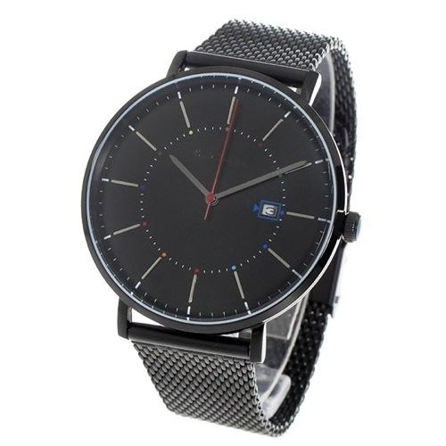 ポールスミストラック Track クオーツ メンズ 腕時計 P10087 ブラック