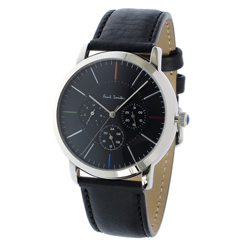 ポールスミス エムエー クオーツ メンズ 腕時計 P10110 ブラック