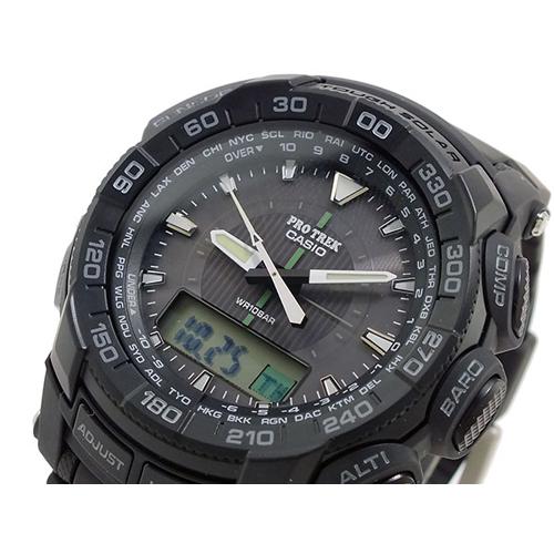 カシオ CASIO プロトレック PRO TREK アナデジ 腕時計 PRG550-1A1