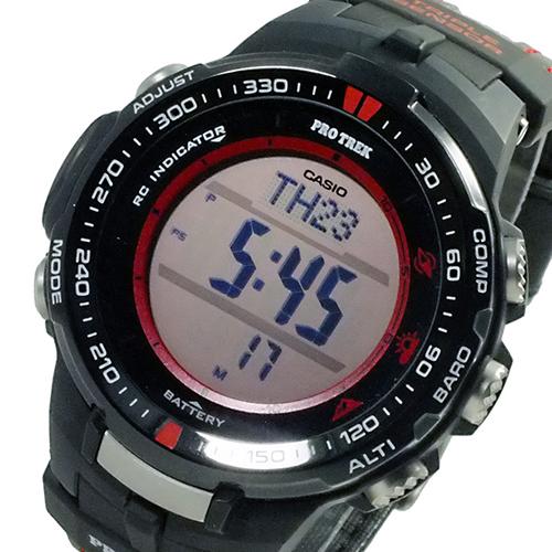 カシオ CASIO プロトレック ソーラー マルチバンド6 メンズ 腕時計 PRW-3000G-1