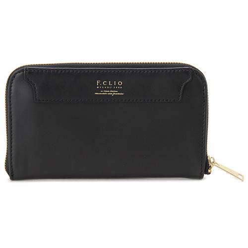 エフクリオ F.CLIO GIGLIO メンズ 長財布 PTSS1416-01 ブラック