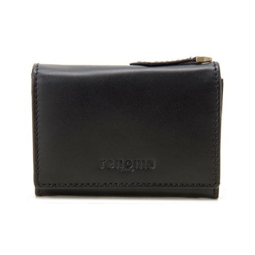 レノマ renoma カードケース カードケース 名刺入れ メンズ RE9005-001 ブラック