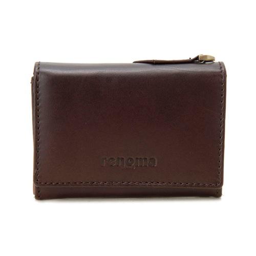 レノマ renoma カードケース カードケース 名刺入れ メンズ RE9005-002 ブラウン
