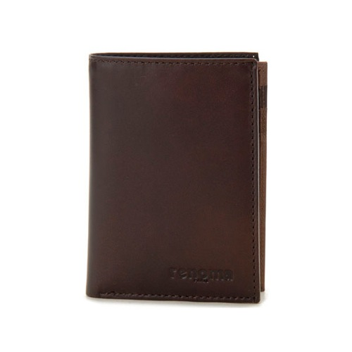 レノマ renoma カードウォレット 二つ折り短財布 メンズ RE9006-002 ブラウン