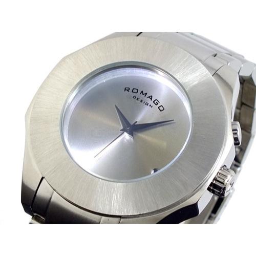 ロマゴ ROMAGO HARMONY 腕時計 RM003-1513SS-SV