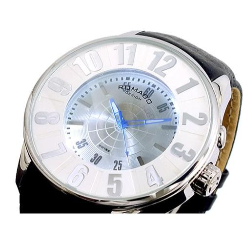 ロマゴ ROMAGO NUMERATION 腕時計 RM007-0053ST-SV