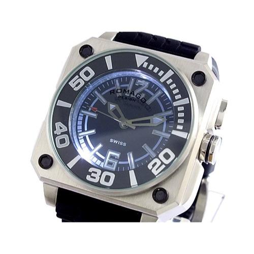 ロマゴ ROMAGO HARMONY 腕時計 RM018-0073PL-SV