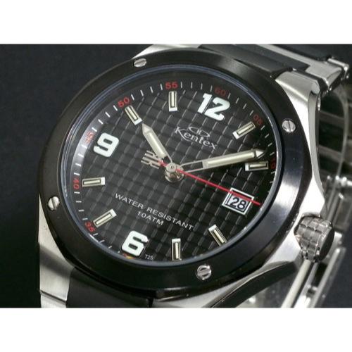 ケンテックス KENTEX クラフツマン 腕時計 トリチウム発光 S526M-02
