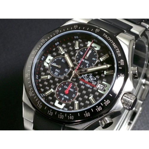 ケンテックス KENTEX クラフツマン 腕時計 クロノグラフ S526M-05
