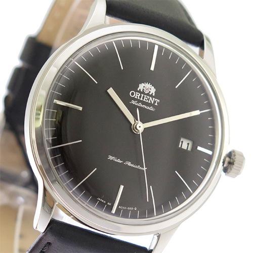 オリエント 自動巻き メンズ 腕時計 SAC0000DB0-B ブラック/ブラック