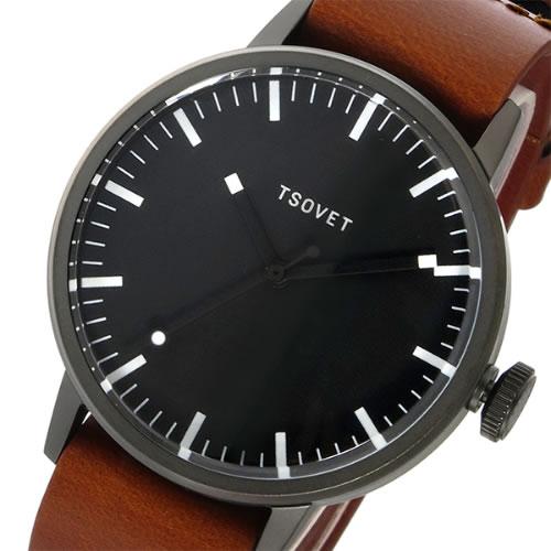 ソベット SVT-SC38 クオーツ ユニセックス 腕時計 SC221011-45 ブラック></a><p class=blog_products_name