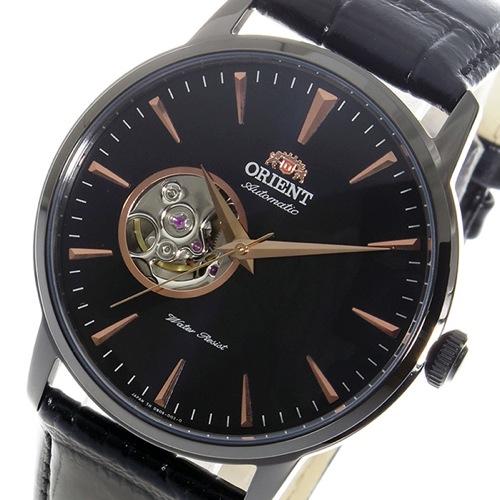 オリエント ORIENT 自動巻き メンズ 腕時計 SDB08002B0 ブラック