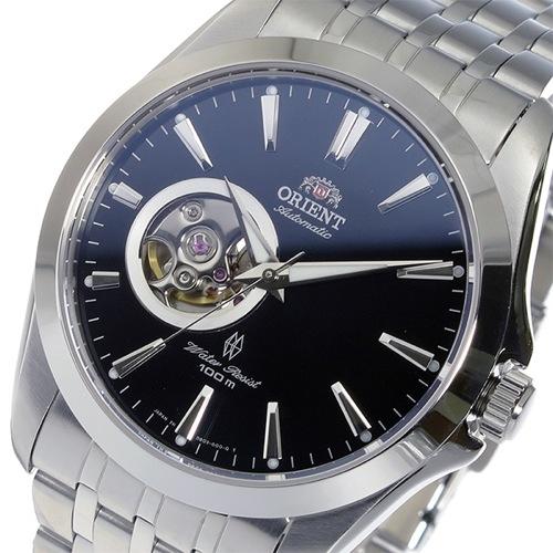 オリエント ORIENT 自動巻き メンズ 腕時計 SDB09002B0 ブラック