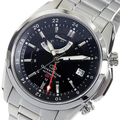オリエント オリエントスター GMT 自動巻き メンズ 腕時計 SDJ00001B0 (WZ0011DJ)></a><p class=blog_products_name