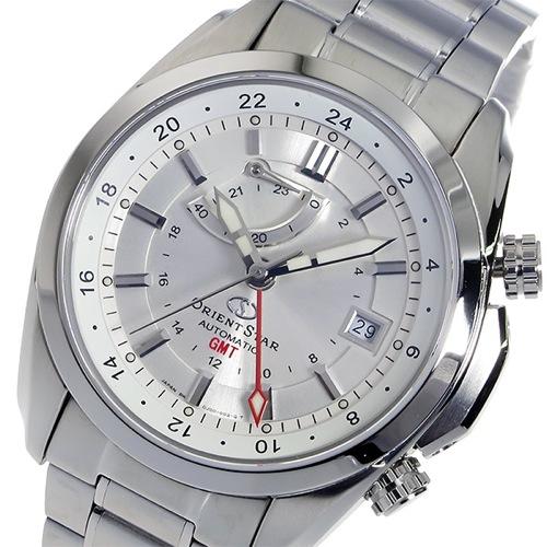 オリエント オリエントスター GMT 自動巻き メンズ 腕時計 SDJ00002W0 (WZ0051DJ)
