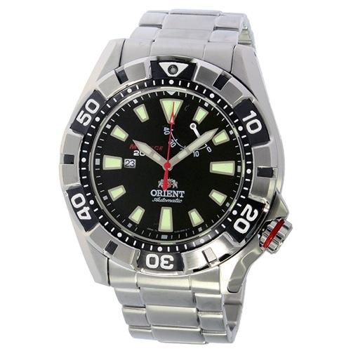 オリエント エムフォース 自動巻き メンズ 腕時計 SEL03001B0 (WV0011EL) ブラック