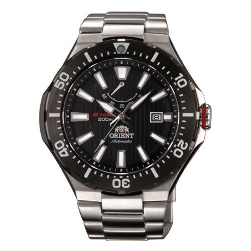 オリエント エムフォース 自動巻き メンズ 腕時計 SEL07002B0 (WV0151EL) ブラック