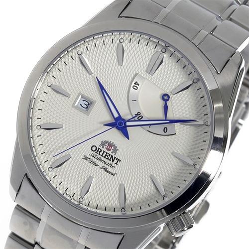 オリエント ORIENT 自動巻き メンズ 腕時計 SFD0E001W0 ホワイト