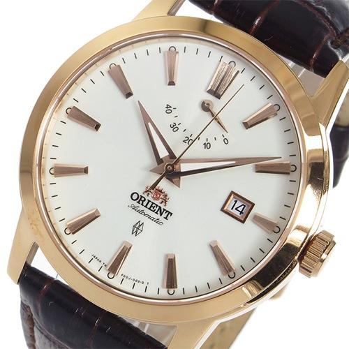 オリエント ORIENT 自動巻き メンズ 腕時計 SFD0J001W0 ホワイト