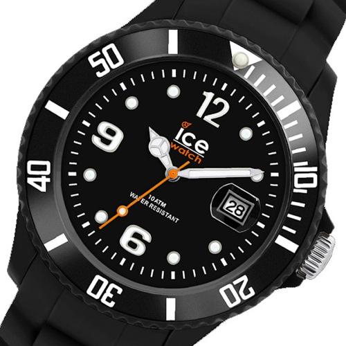アイスウォッチ フォーエバー クオーツ メンズ 腕時計 SI.BK.B.S.09 ブラック