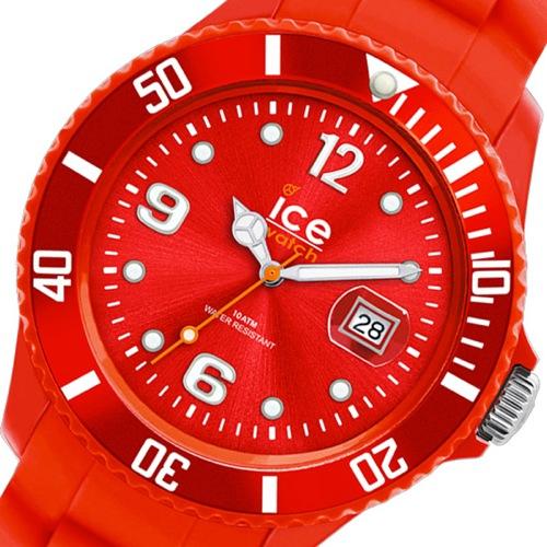 アイスウォッチ フォーエバー クオーツ メンズ 腕時計 SI.RD.B.S.09 レッド