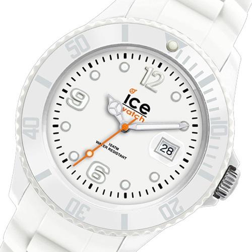 アイスウォッチ フォーエバー クオーツ メンズ 腕時計 SI.WE.B.S.09 ホワイト