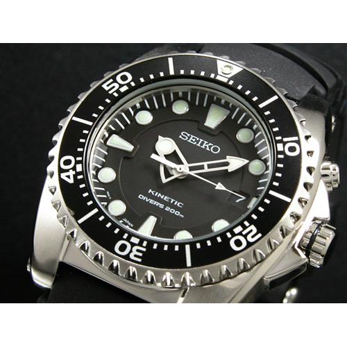 セイコー SEIKO キネティック KINETIC ダイバー メンズ 腕時計 SKA371P2