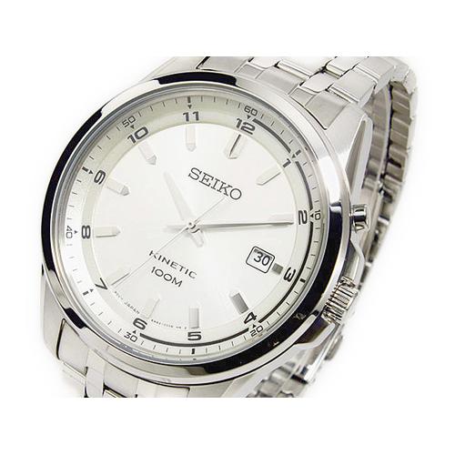 セイコー SEIKO キネティック KINETIC クオーツ メンズ 腕時計 SKA629P1