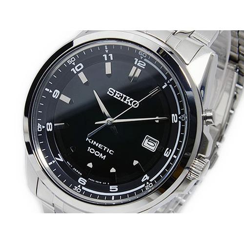 セイコー SEIKO キネティック KINETIC クオーツ メンズ 腕時計 SKA633P1