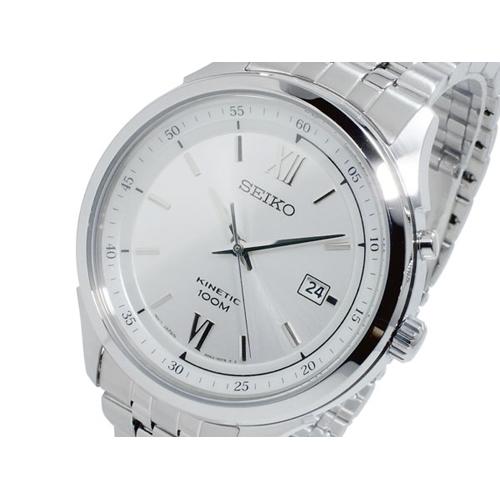 セイコー SEIKO キネティック KINETIC クオーツ メンズ 腕時計 SKA653P1