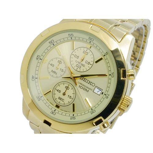 セイコー SEIKO クオーツ メンズ クロノ 腕時計 SKS426P1