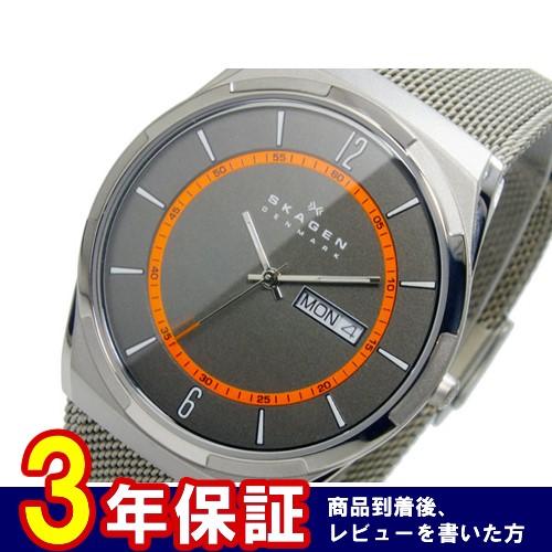 スカーゲン SKAGEN クオーツ メンズ 腕時計 SKW6007
