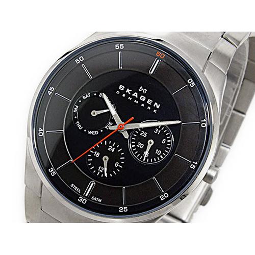 スカーゲン SKAGEN クオーツ メンズ 腕時計 SKW6054