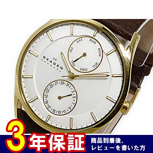 スカーゲン SKAGEN クオーツ メンズ 腕時計 SKW6066