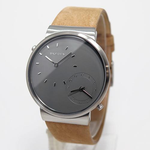 スカーゲン SKAGEN クオーツ メンズ 腕時計 SKW6190 グレー
